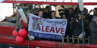 Brexit deal puts UK fishermen in uncharted waters