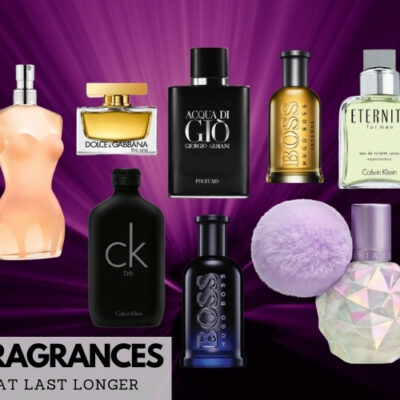 Top 5 Most Long-Lasting Fragrances for Men and Women
